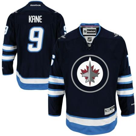 best website 62273 07b6e Evander Kane Winnipeg Jets Reebok Youth Home Premier Jersey ...