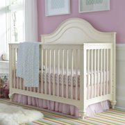 Smartstuff Gabriella Wood Convertible Crib in White