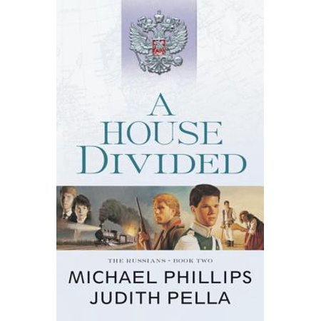 A House Divided (The Russians Book #2) - eBook