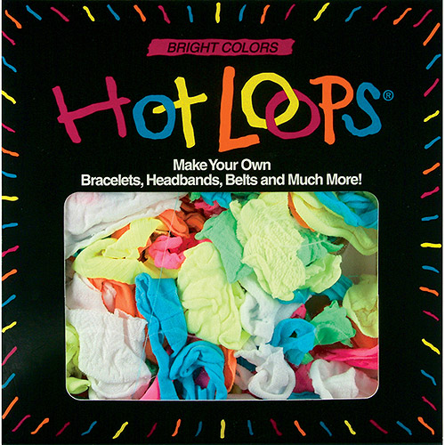 Hot Loops, Bright Colors