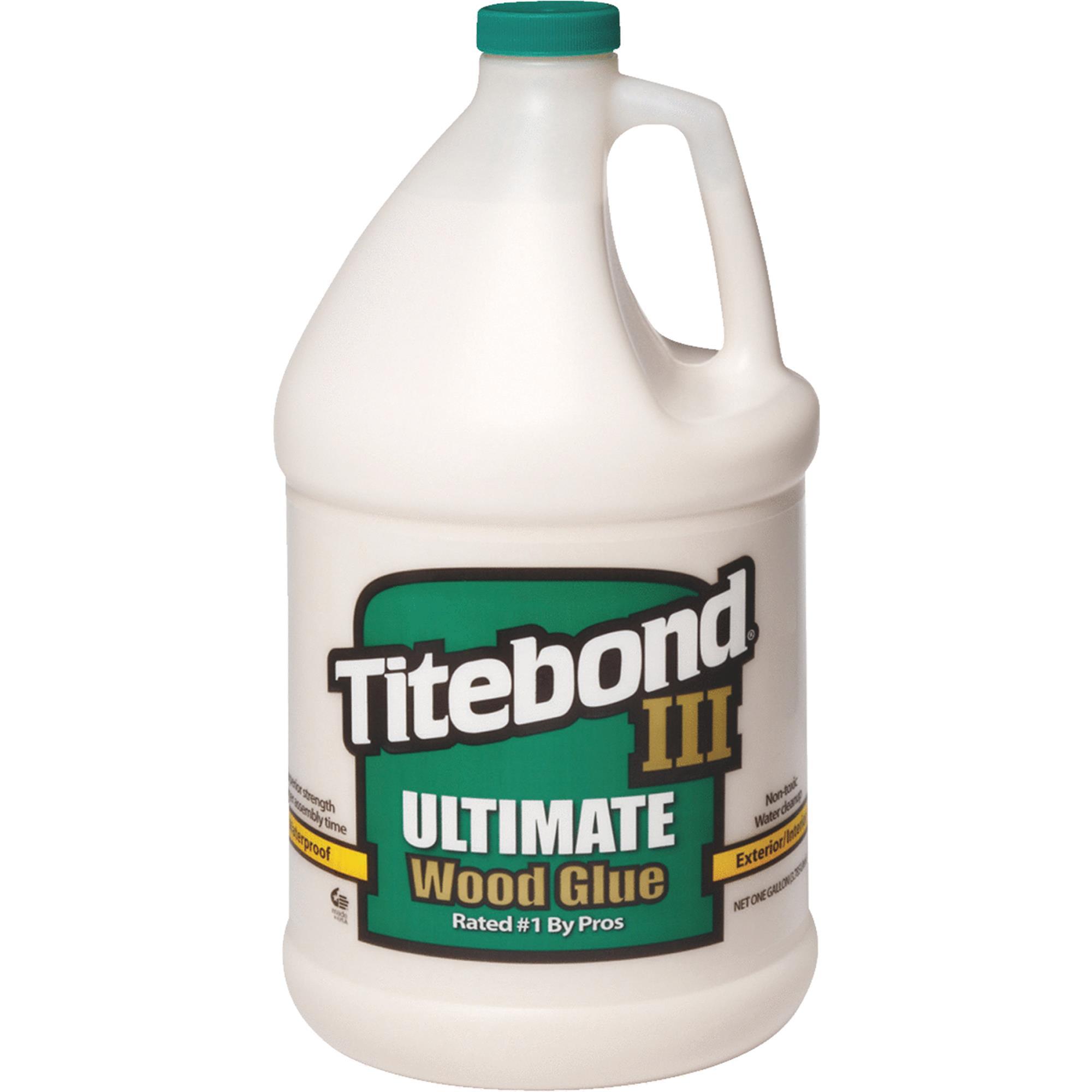 Titebond 1416 128 Oz Titebondᅡᆴ III Ultimate Wood Glue