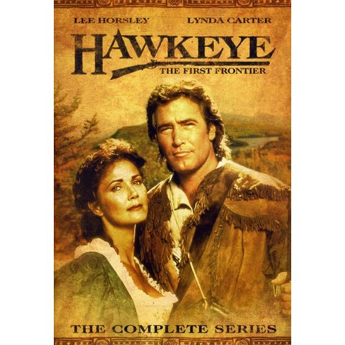 HAWKEYE-COMPLETE SERIES (DVD/4 DISC)