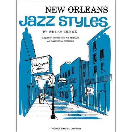 New Orleans Style Shrimp (New Orleans Jazz Styles (Willis) [Paperback] [Feb 01, 2006] Gillock, William )