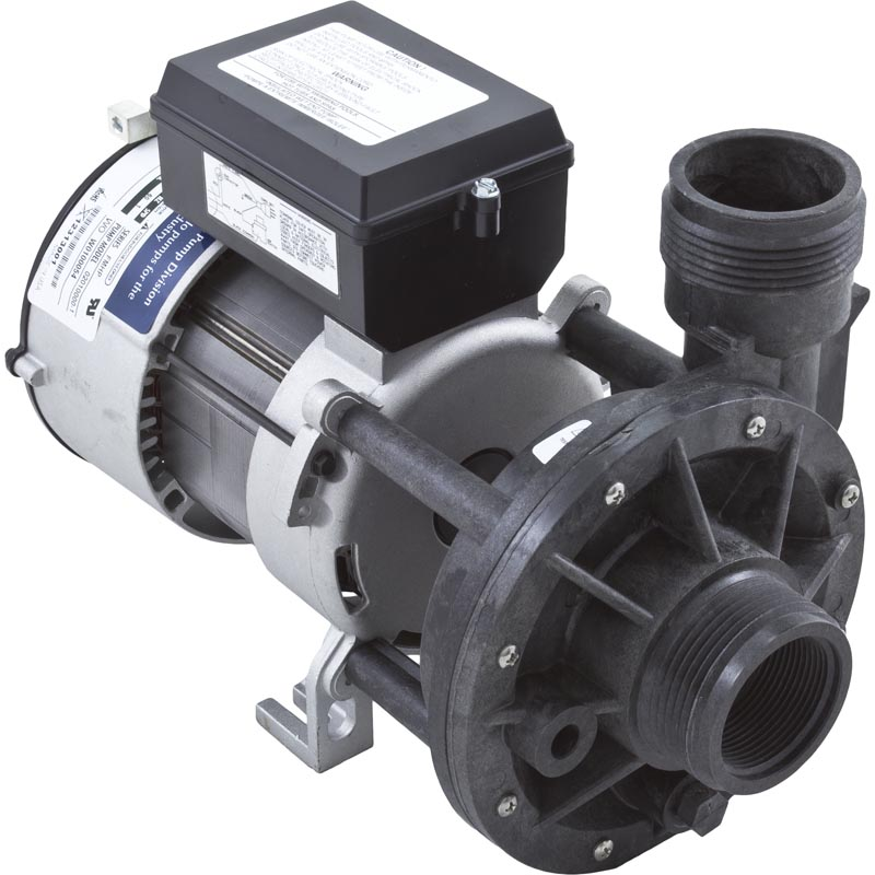 "Pump, AquaFlo FMHP, 1.0ohp/1.5thp, 115v, 1-Speed, 48fr, 1.5"", OEM"