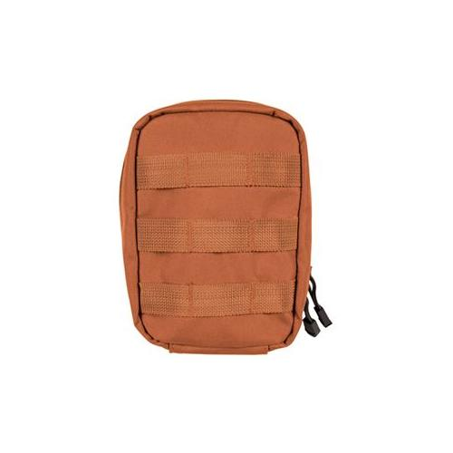 Fox Outdoor Large Modular 1st Aid Pouch, Safety Orange 099598560836