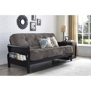 Mainstays Baja Futon Sofa Sleeper Bed Multiple Colors