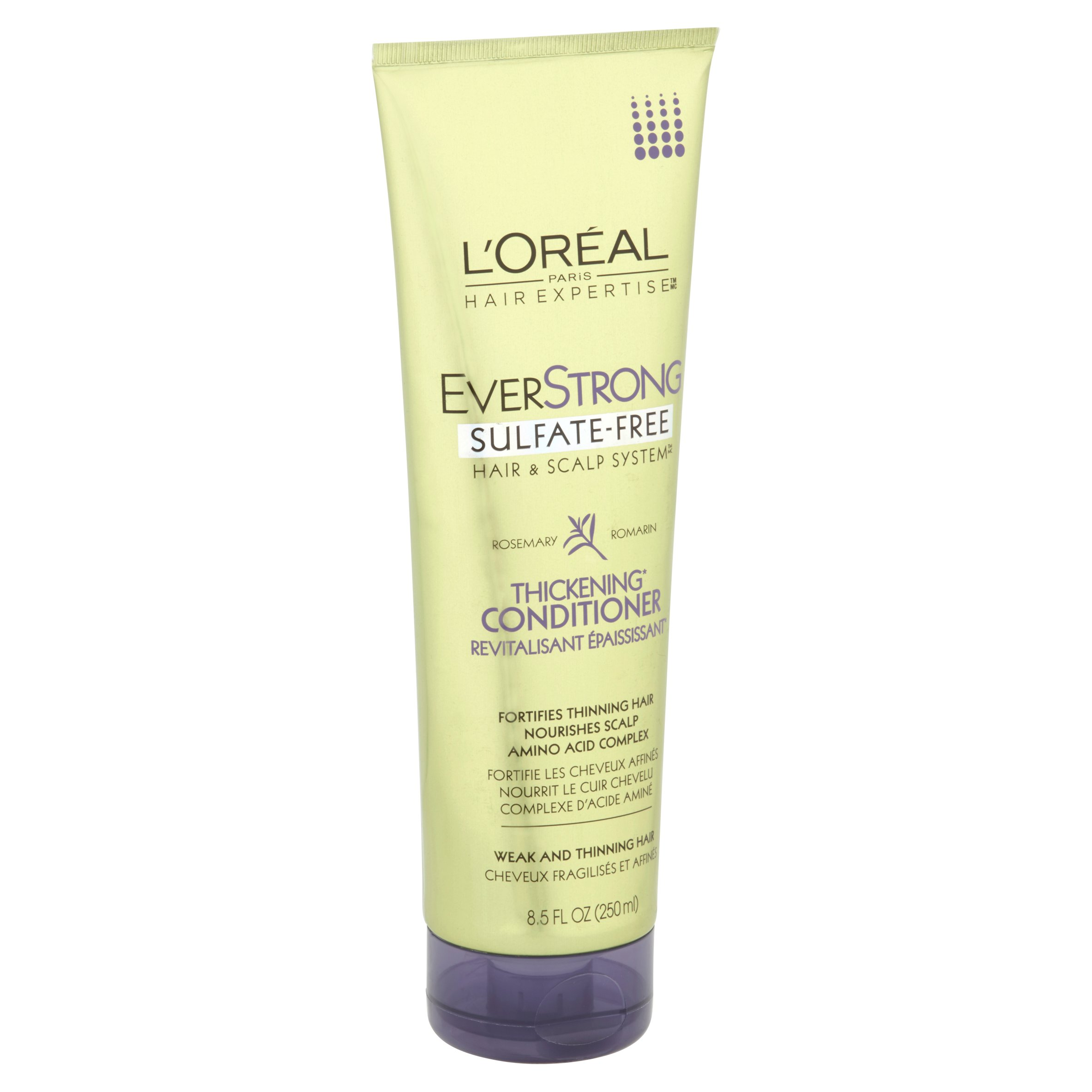 L'Oreal Paris EverStrong Sulfate Free Thickening Conditioner ...