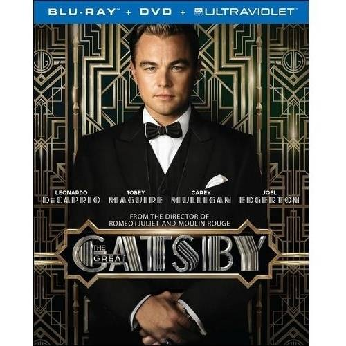 The Great Gatsby (Blu-ray   DVD   UltraViolet) (With INSTAWATCH) (Widescreen)