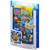 Mega Bloks SpongeBob SquarePants Rock Band Figure Pack