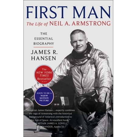 First Man : The Life of Neil A. - First Map