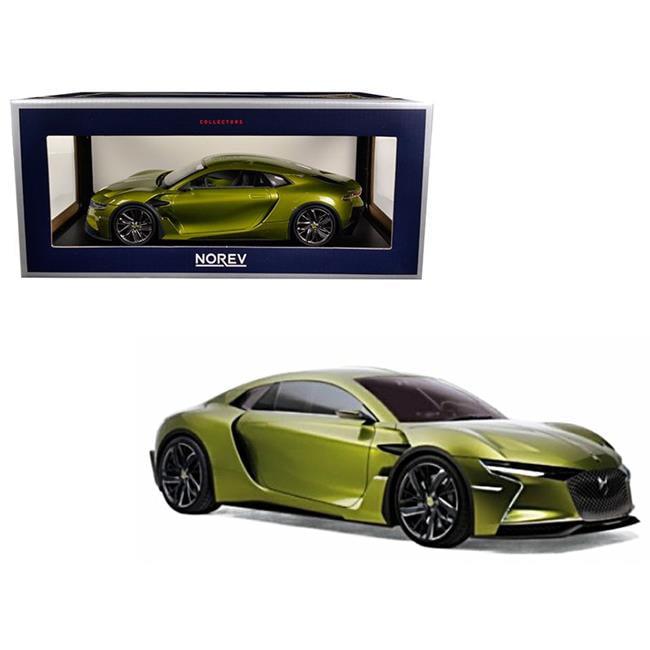 1 isto 18 Citroen DS E-Tense Salon de Geneve 2016 Diecast Model Car - image 1 de 1