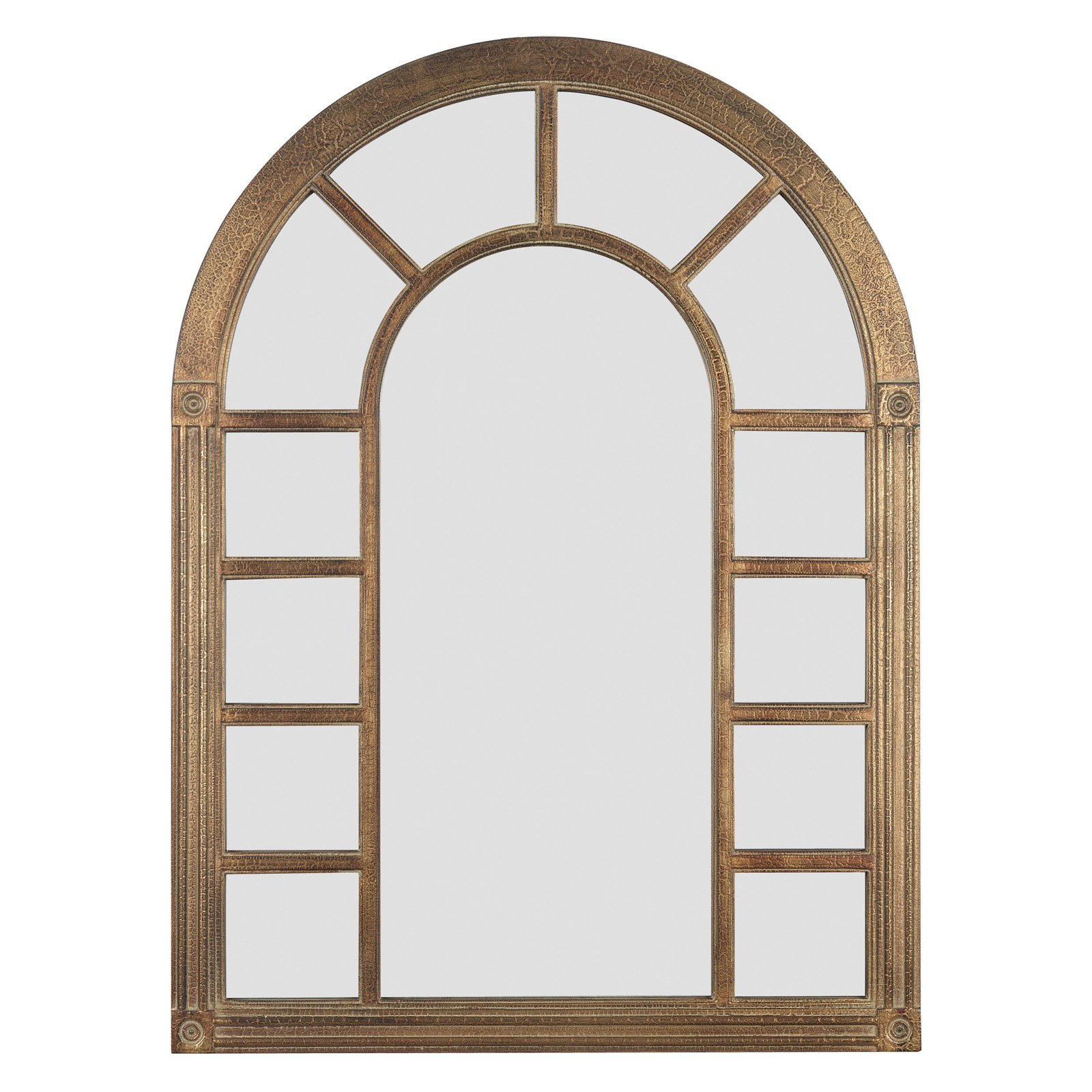 Kenroy Home Cathedral Wall Mirror, Bronze by Kenroy Home