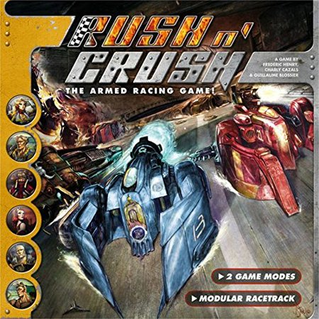 AEG Rush and Crush Board Games - image 1 de 1