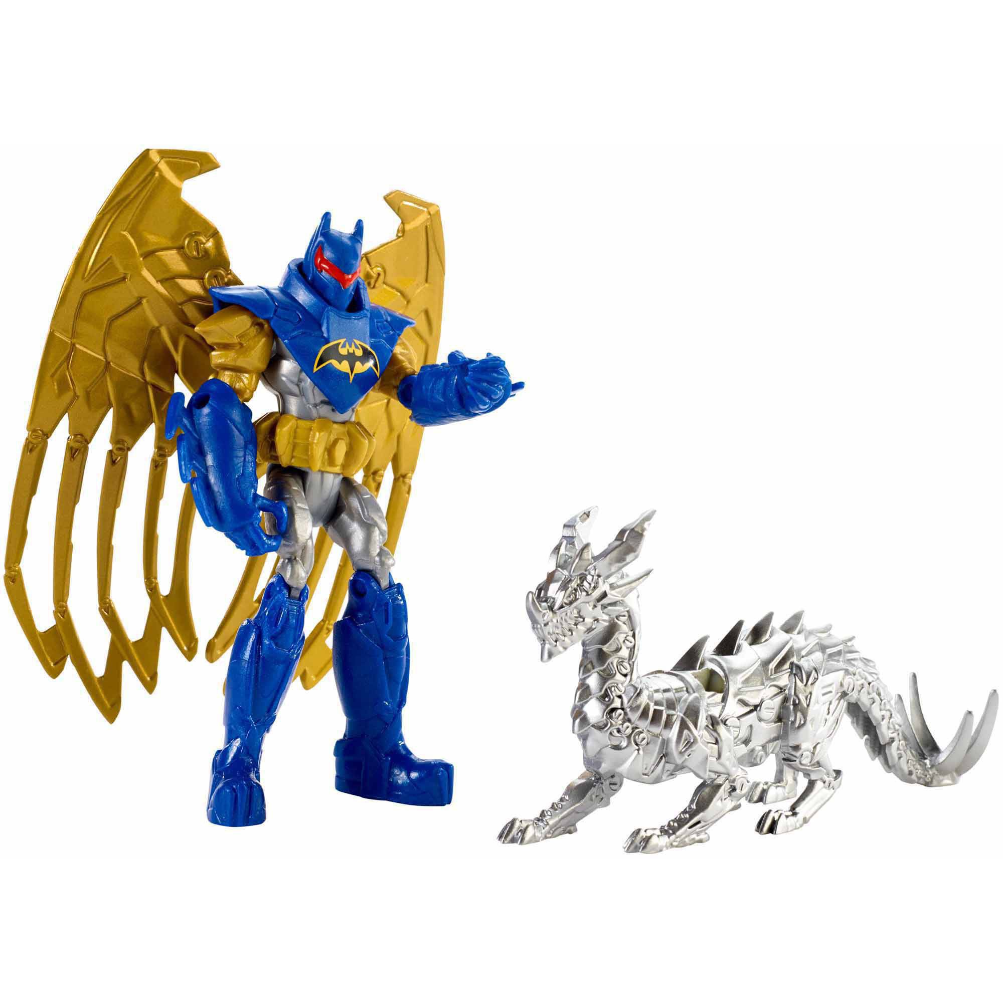 Batman and Skyfire Dragon Action Figure