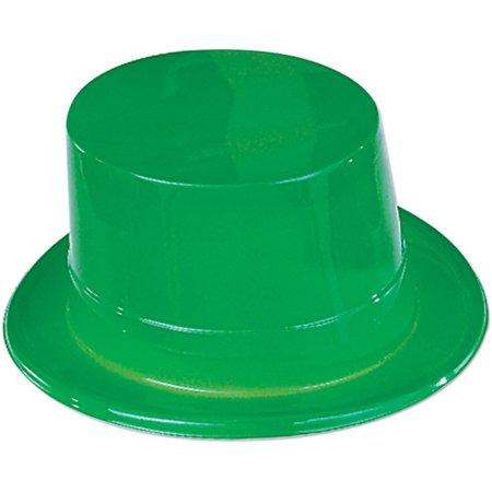 Beistle Green Plastic Topper - 24 Pack