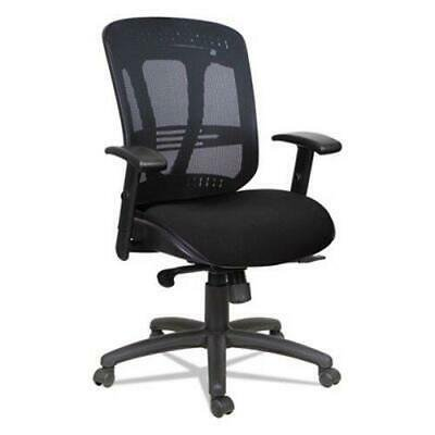 Alera ALEEN4217 Multifunction Wire Mechanism, Mid-Back Mesh Chair, (Multifunction Mechanism)
