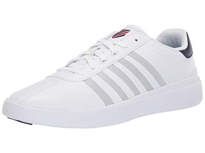 K-Swiss Mens Heritage Light T Sneaker