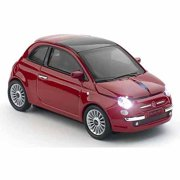 Estand Fiat 500 New Optical Mouse