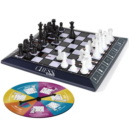 Chess Set Board Game for Kids and Adults with Step-by-Step Teaching Guide for Beginners Renaissance Chess Set