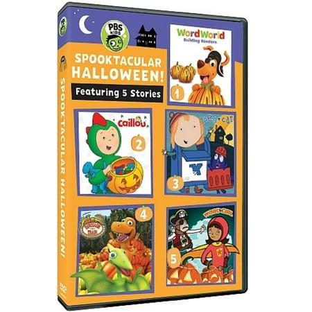 PBS Kids: Halloween Fun - Spooktacular Halloween (Spooktacular Halloween Words)