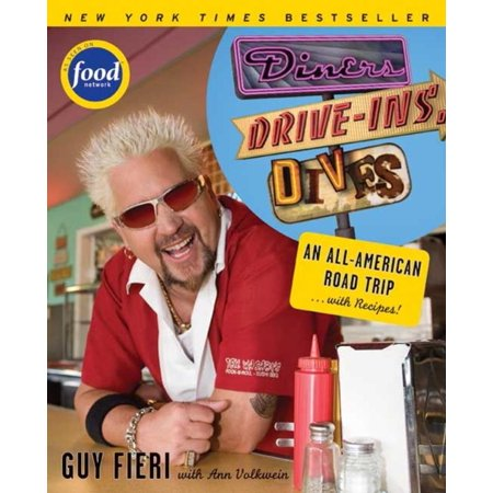 Diners, Drive-ins and Dives - eBook (Diners Drive Ins And Dives Map By State)