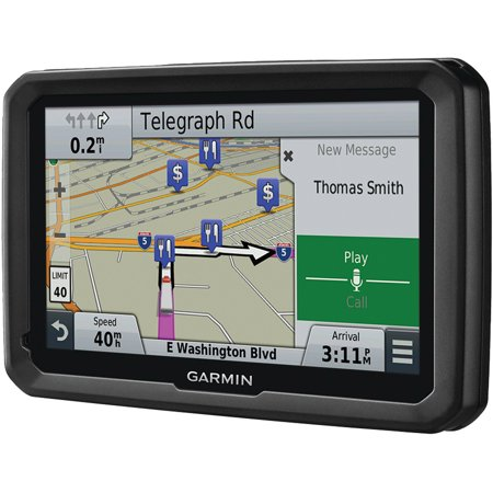 Garmin Dezl 770Lmt 7   Gps For Truck With Bluetooh And Free Lifetime Map And Hd Traffic  North America Map