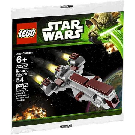 Star Wars Return of the Jedi Republic Frigate Mini Set LEGO 30242 [Bagged] (Lego Mine Set)