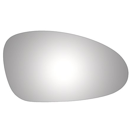 Burco 5455 Right Side Power Mirror Glass for Porsche 911, Boxster, Cayman