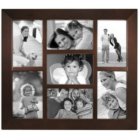 Malden Berkeley 7 Opening Collage Hanging Picture Frame