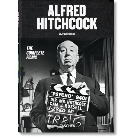 Alfred Hitchcock. the Complete Films (Hardcover) (Alfred Hitchcock Presents Lamb To The Slaughter)