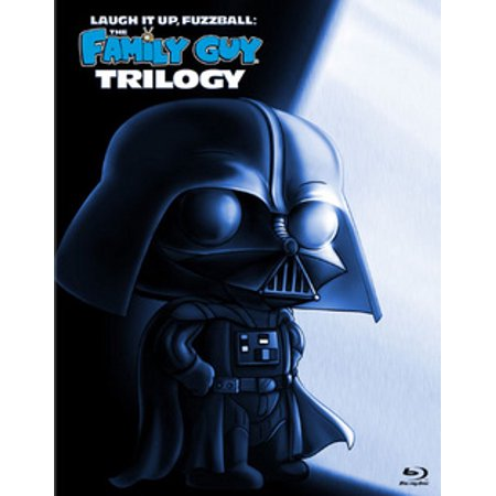 Laugh It Up, Fuzzball: The Family Guy Trilogy (Blu-ray) - Old Guy From Up