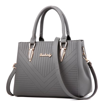 Euramerican Style Lady Embossing Shoulder Bag Handbag Messenger Casual Bag Woman Christmas Birthday New Year Gift