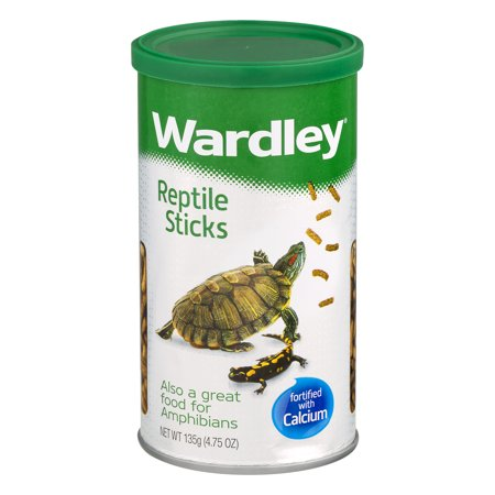 Wardley Reptile Sticks, 4.75 OZ