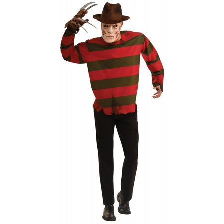 Women's Freddy Krueger Costume (Freddy Krueger Adult Costume -)