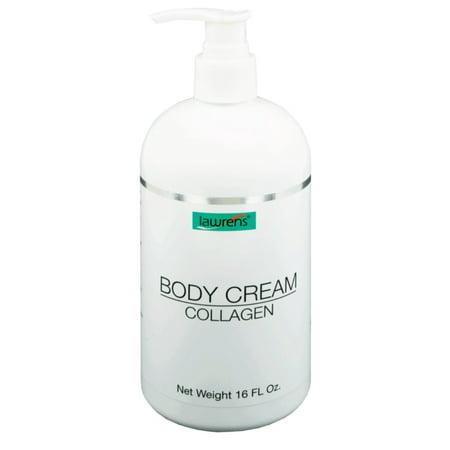 16 oz Crème pour le corps avec du collagène