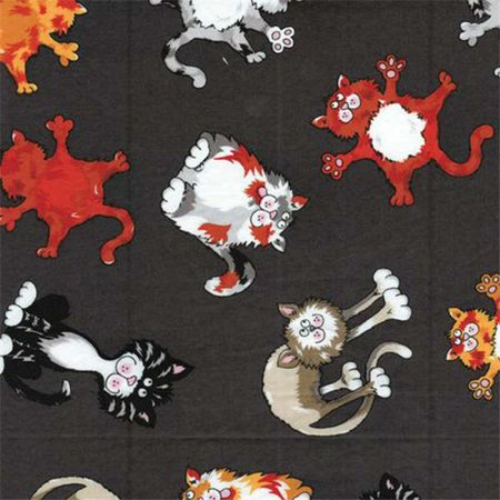 Frenzy Cat (Plant Pattern Covers Cat Frenzy Plant Pattern Cover, Medium )