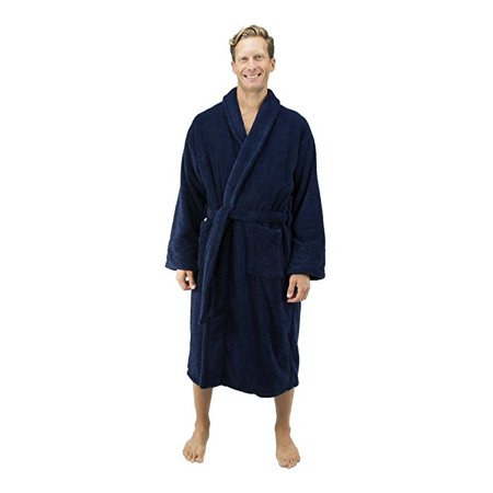 0de1ed95d9 Comfy Robes - Comfy Robes Men s Deluxe 20 oz. Turkish Terry Bathrobe ...