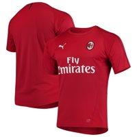 AC Milan Puma 2018/19 Training Jersey - Red