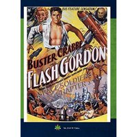 Flash Gordon Space Soldiers Chapter 1 (DVD)