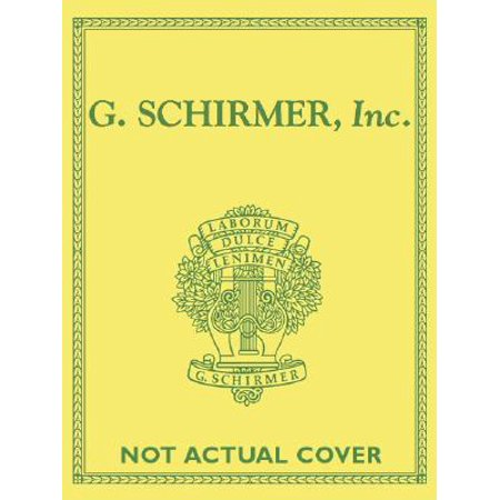 24 Caprices, Op. 1 : Schirmer Library of Classics Volume 1663 Violin (Volume 1 Organ)