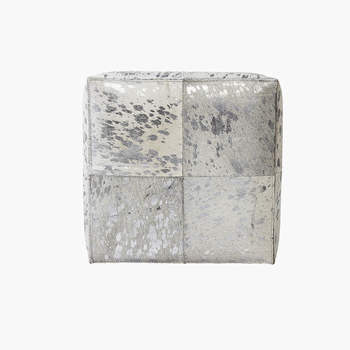Pasargad Forest Cube Ottoman