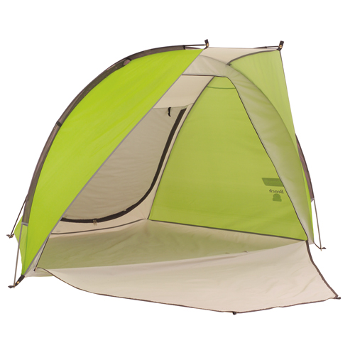 Coleman Shelter Beach Shade SKU: 2000002120 with Elite Tactical Cloth