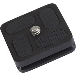 Induro PU-50 Arca-Swiss Style Quick Release Plate For B-0 and B-00 Ballheads
