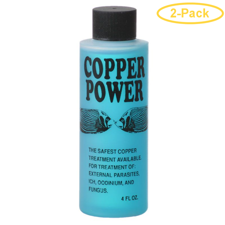 Copper Power Marine Copper Treatment 4 oz - Pack of