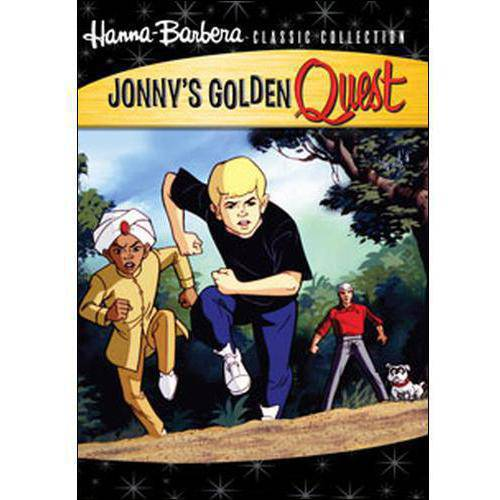 Jonny's Golden Quest (Full Frame)
