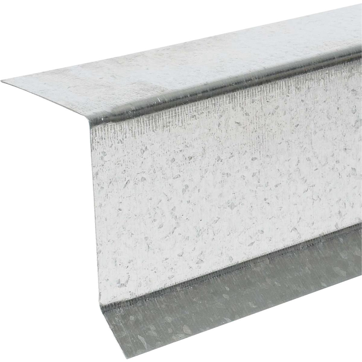 Amerimax Galvanized Roof & Drip Edge Flashing 5661600120
