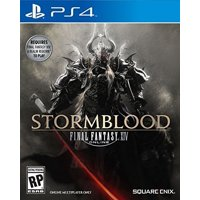Final Fantasy XIV: Stormblood Standard Edition for PlayStation 4 by Square Enix