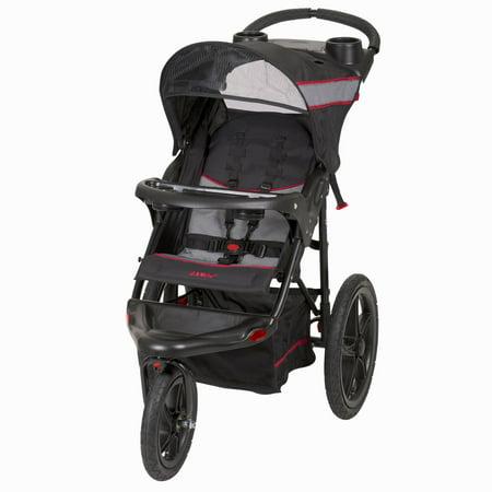 Valco Baby Tri Mode Twin Stroller - Baby Trend Range Jogging Stroller, Millennium