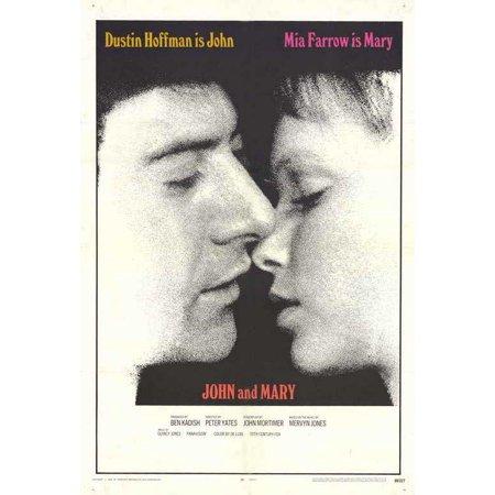 John and Mary POSTER Movie Mini Promo