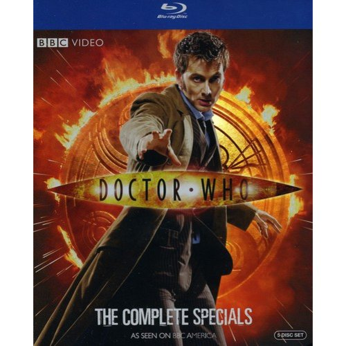 Doctor Who: The Complete Specials (Blu-ray) (Widescreen)